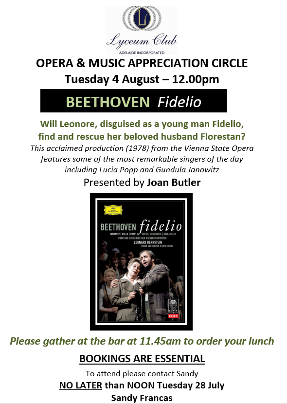 Lyceum AUG Opera and Music